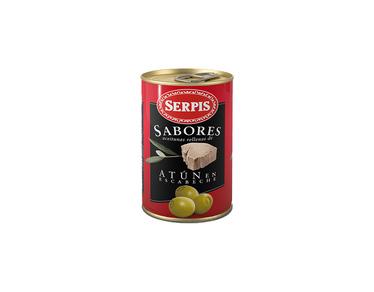 Olives au thon Serpis
