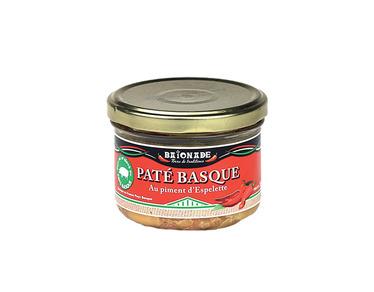 Le pâté basque au piment d'Espelette