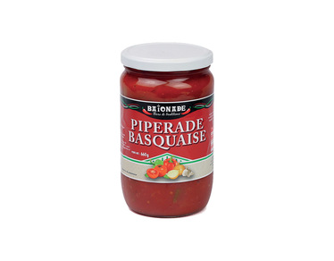 La piperade basquaise