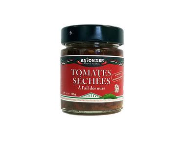 Tomates séchées à l'ail des ours