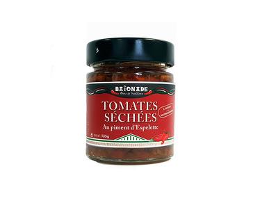 Tomates séchées au piment d'Espelette