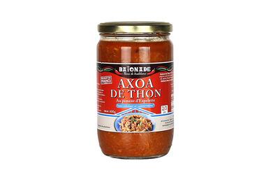 L'axoa de thon au piment d'Espelette