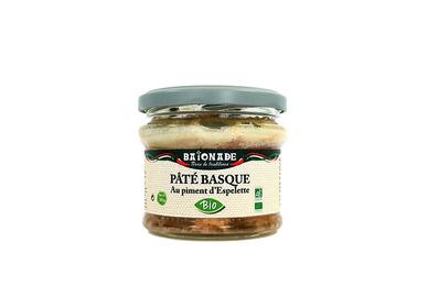 Le pâté basque au piment d'Espelette bio