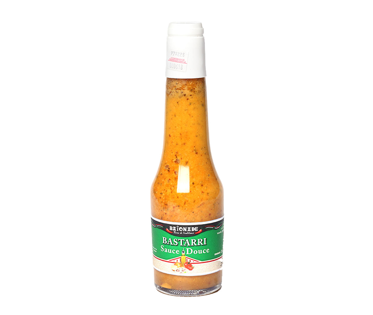 Sauce Bastarri douce Baïonade